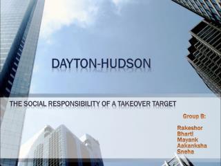 DAYTON-HUDSON