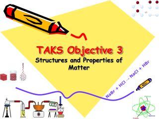 TAKS Objective 3