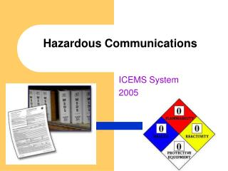 Hazardous Communications