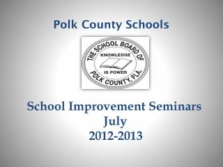Polk County Schools