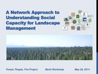 A Network Approach to Understanding Social Capacity for Landscape Management
