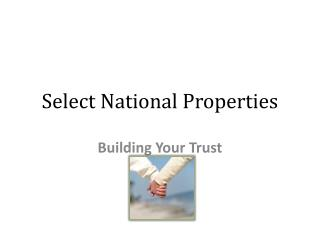 Select National Properties