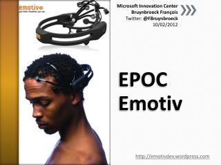 EPOC Emotiv