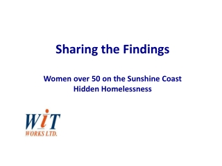 The invisibility of women s homelessness