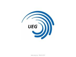 1 st UEG Communication  Seminar