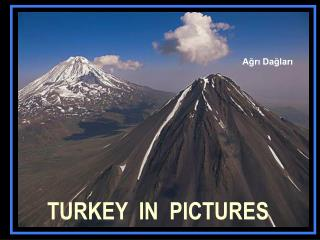 TURKEY  IN  PICTURES