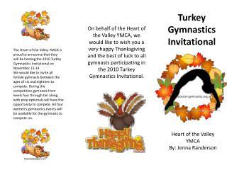 Turkey Gymnastics Invitational