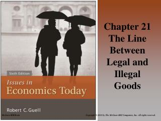 Chapter 21 The Line Between Legal and Illegal Goods