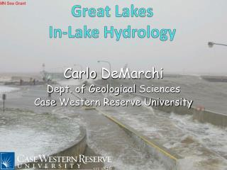 Great Lakes  In-Lake Hydrology