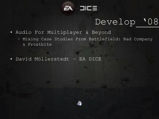 Develop '08