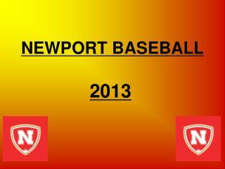 NEWPORT BASEBALL