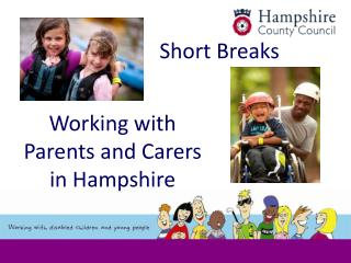 Working with Parents and Carers in Hampshire