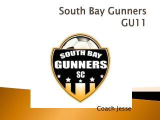 South Bay Gunners GU11