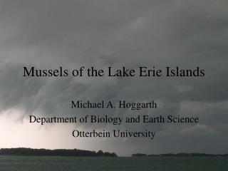 Mussels of the Lake Erie Islands