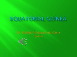 Equatorial Guinea