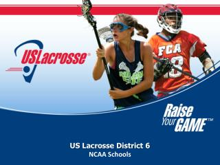 US Lacrosse District 6 NCAA Schools