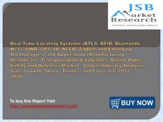 JSB Market Research - Real Time Locating Systems