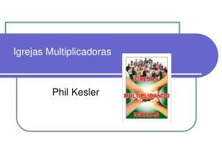 Igrejas Multiplicadoras
