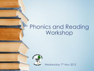 Phonics and Reading Workshop