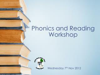 Phonics and Reading Workshop