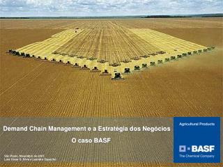 Demand Chain Management e a Estratégia dos Negócios