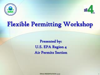 Flexible Permitting Workshop