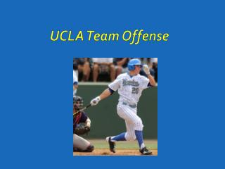 UCLA Team Offense