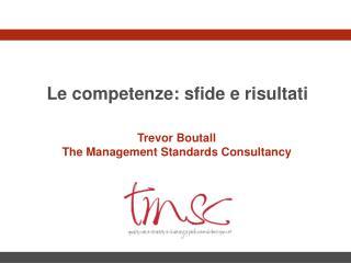 Le competenze: sfide e risultati