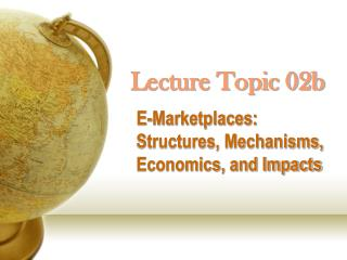 Lecture Topic 02b