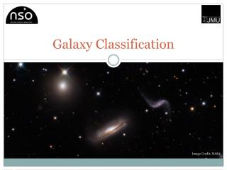 Galaxy Classification