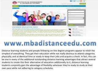 b tech distance education,distance engineering,distance educ