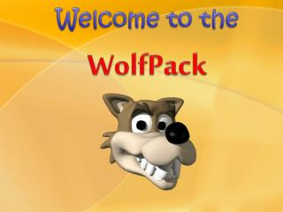 Welcome to the WolfPack