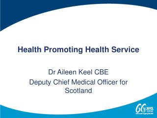 Health Promoting Health Service