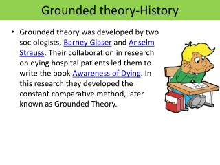 Grounded theory-History