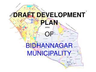 BIDHANNAGAR MUNICIPALITY