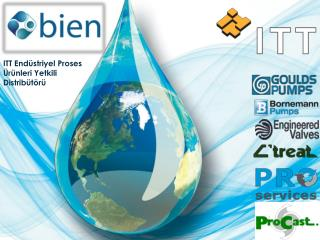 ITT Endüstriyel Proses Ürünleri Yetkili  Distribütörü