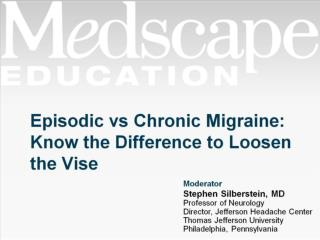 Episodic vs Chronic Migraine:  Know the Difference to Loosen the Vise