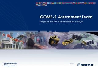 GOME-2Assessment Team