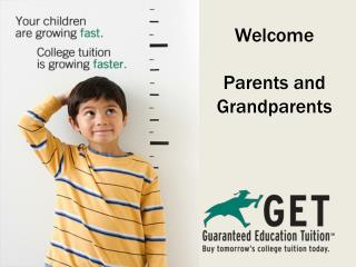 Welcome Parents and Grandparents