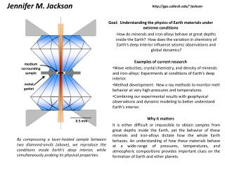 Jennifer M. Jackson