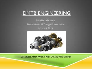 DMTB Engineering