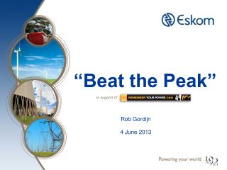 """Beat the Peak"""
