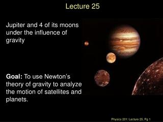 Newton s Universal Law of Gravity