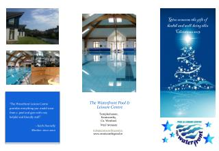 The Waterfront Pool & Leisure Centre