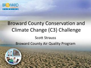 Broward County Conservation and Climate Change C3 Challenge