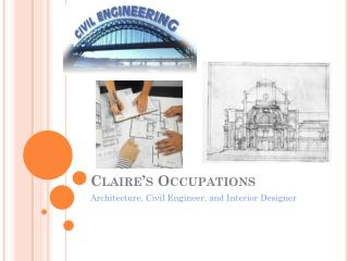Claire's Occupations