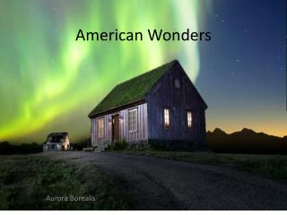 American Wonders