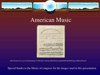 American Music