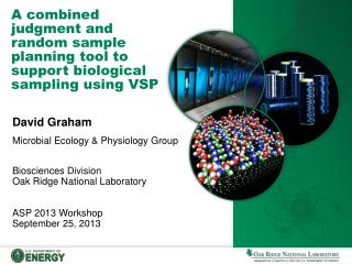 A combined judgment and random sample planning tool to support biological sampling using VSP