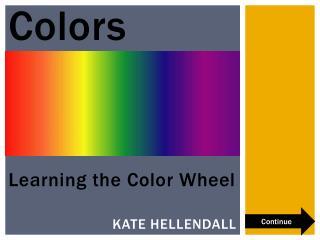 Kate Hellendall